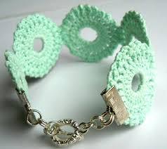crochet bracelet!!!