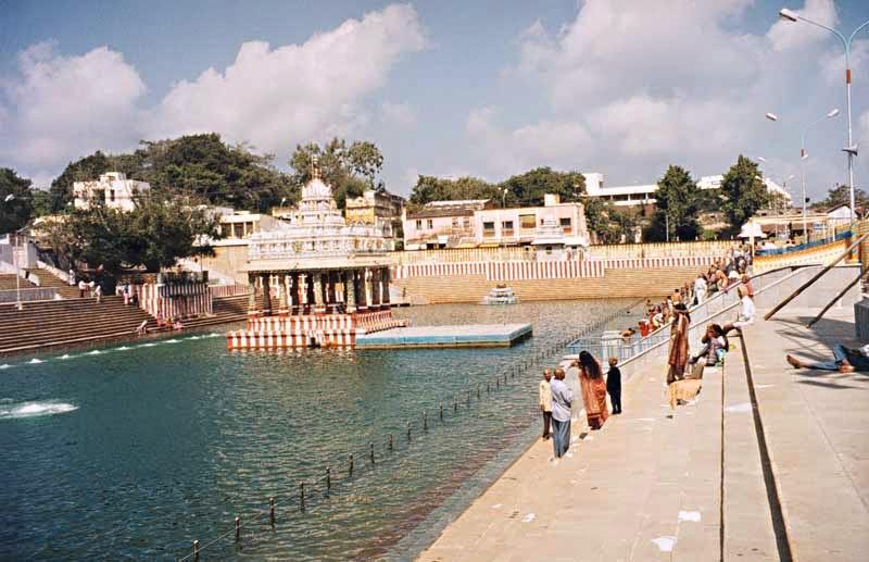 The Swami Pushkarini