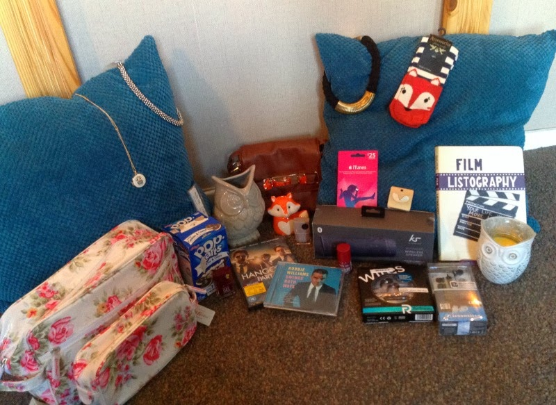 Given Me Wings ~ Musings of a Fairy Godmother: My Christmas Presents ...