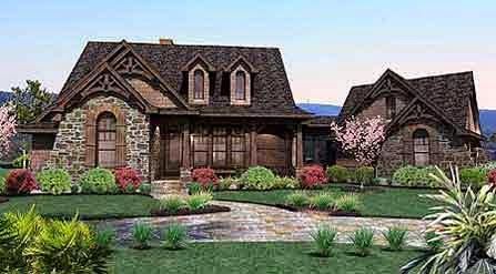 contoh4 gambar rumah mewah top di eropa