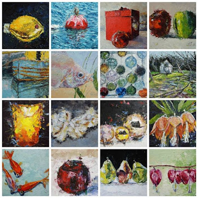 Save on small paintings