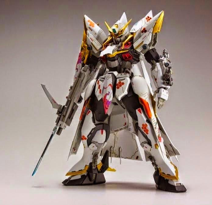 Gundam Family  MG 1 10...