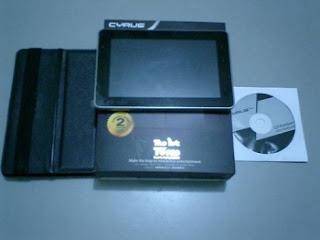 Cyrus Gamepad Honey TV