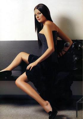 Russian Miss Universe Oxana Fedorova Hot Pics