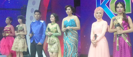 5 peserta KDI yang lolos ke Gerbang KDI 6 april 2015