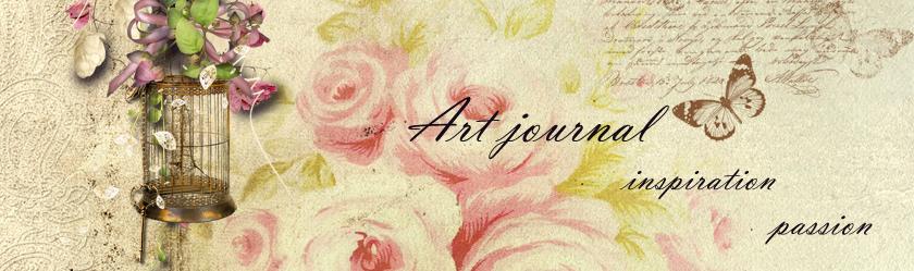Art journal. Полная свобода для творчества.