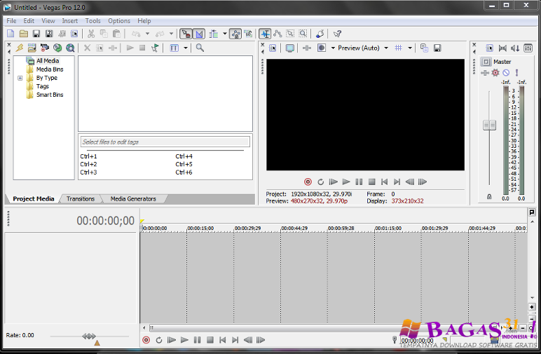 how to cut a clip in sony vegas pro 14