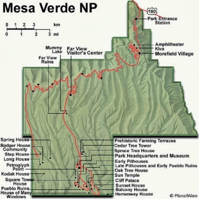 The Southwest Through Wide Brown Eyes The Autumn Season at Mesa Verde