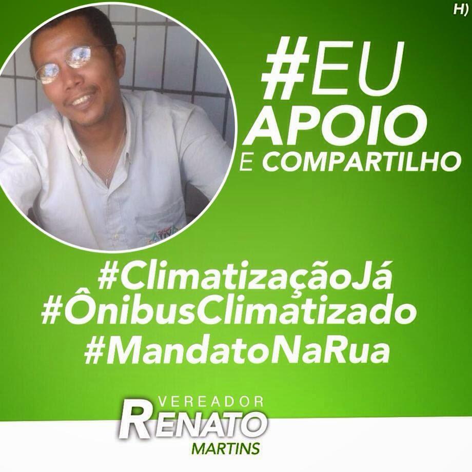 CLIMATIZAÇÃO JÁ !