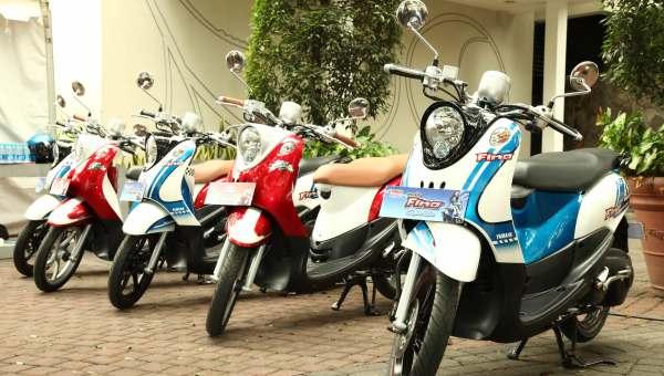 Yamaha Mio Fino dan Mio J : Segera Launching