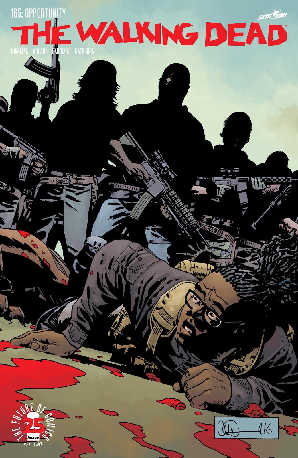 The Walking Dead-ตอนที่ 165