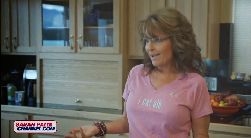 //sarahpalinchannel.com/video/dinner-and-discussion-  sc 1 st  The Immoral Minority & The Immoral Minority: Sarah Palin brings a new video out from behind ...
