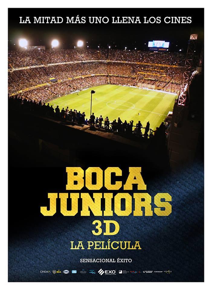 Ver Boca Juniors 3D Online (2015) Gratis HD Pelicula Completa