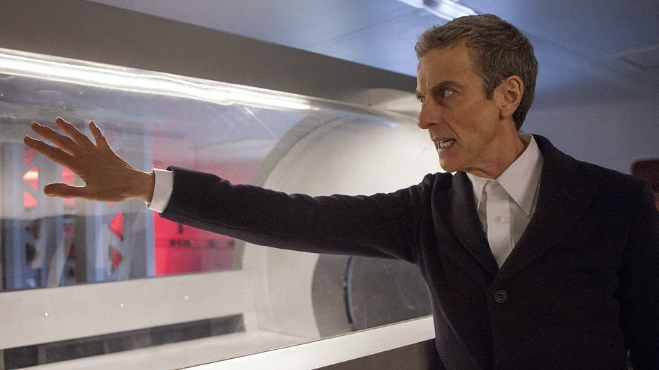 The Doctor continues to be a very different man