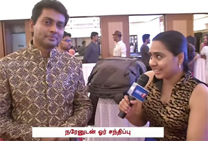 """Actor Naren opens up about his role in """"Kathukutti"""""""