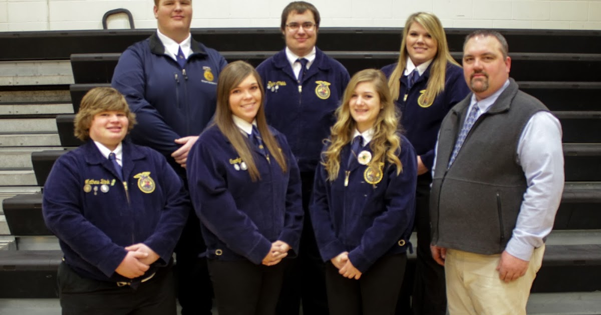 ffa chapter officers