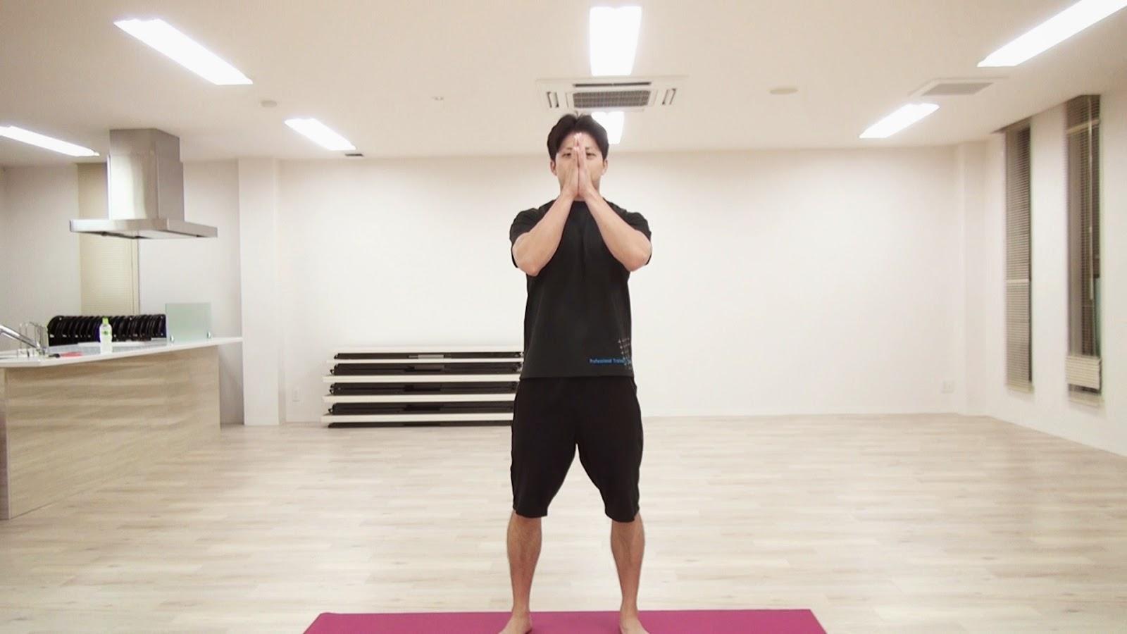 胸のトレーニング(上)