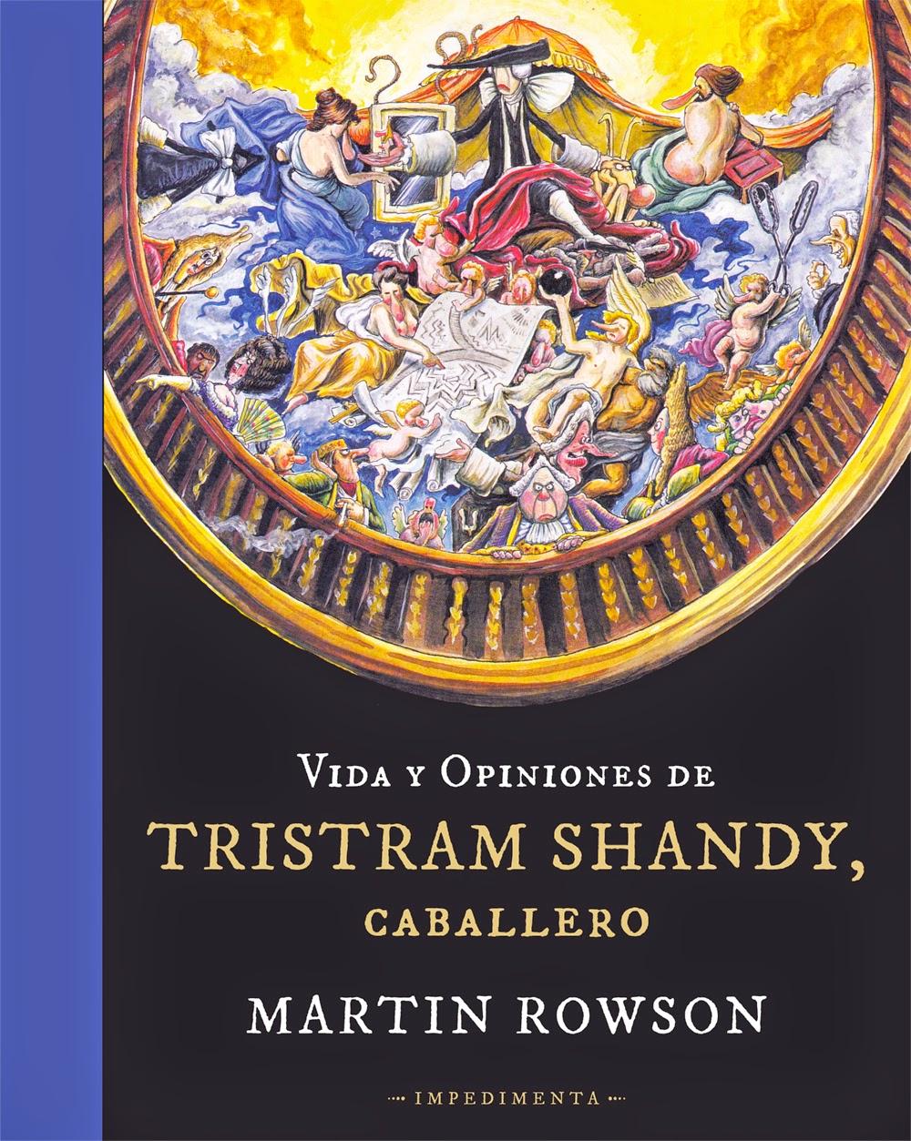 Vida y opiniones de Tristam Sandhy
