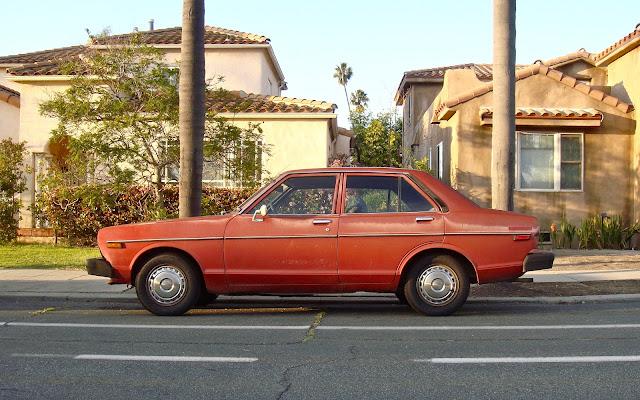 THE STREET PEEP: 1979 Datsun 210 Sedan