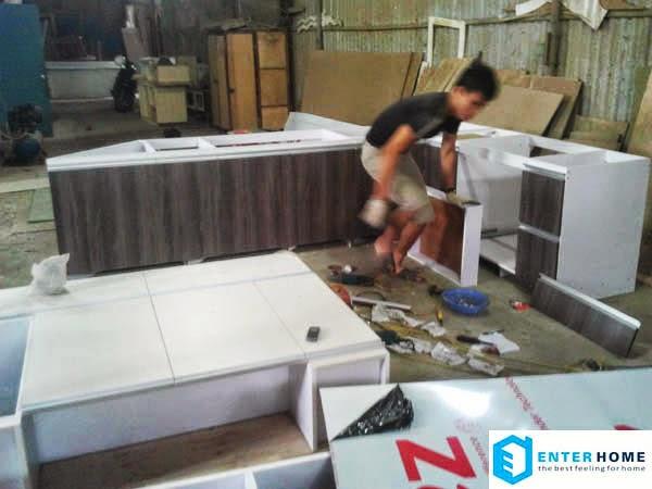 Xưởng sản xuất đồ gỗ nội thất enterhome hình ảnh 11