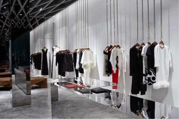 boutique Victoria Beckham