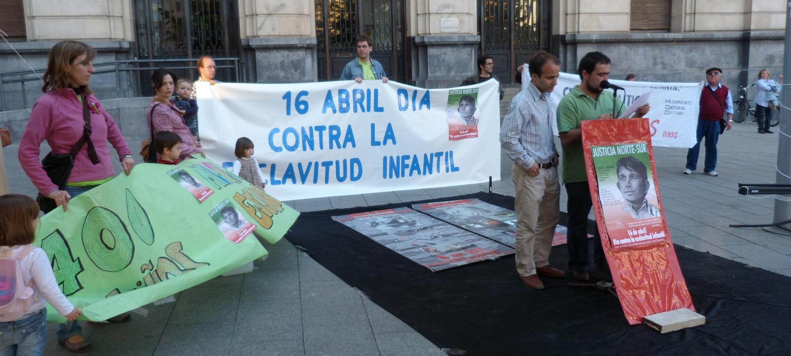 discreto córneo esclavitud en Zaragoza