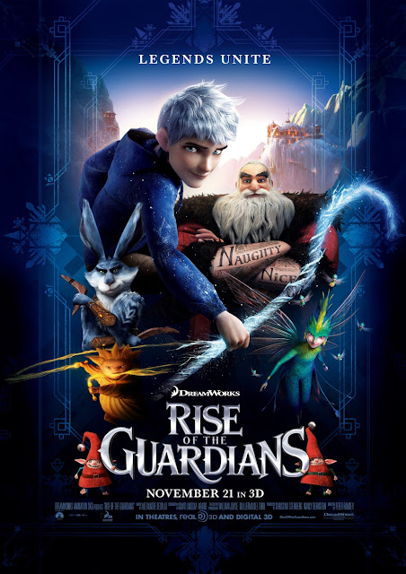 Rise of the Guardians 2012 Movie Posters  JoBlocom
