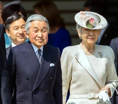 Japon İmparatoru Akihito