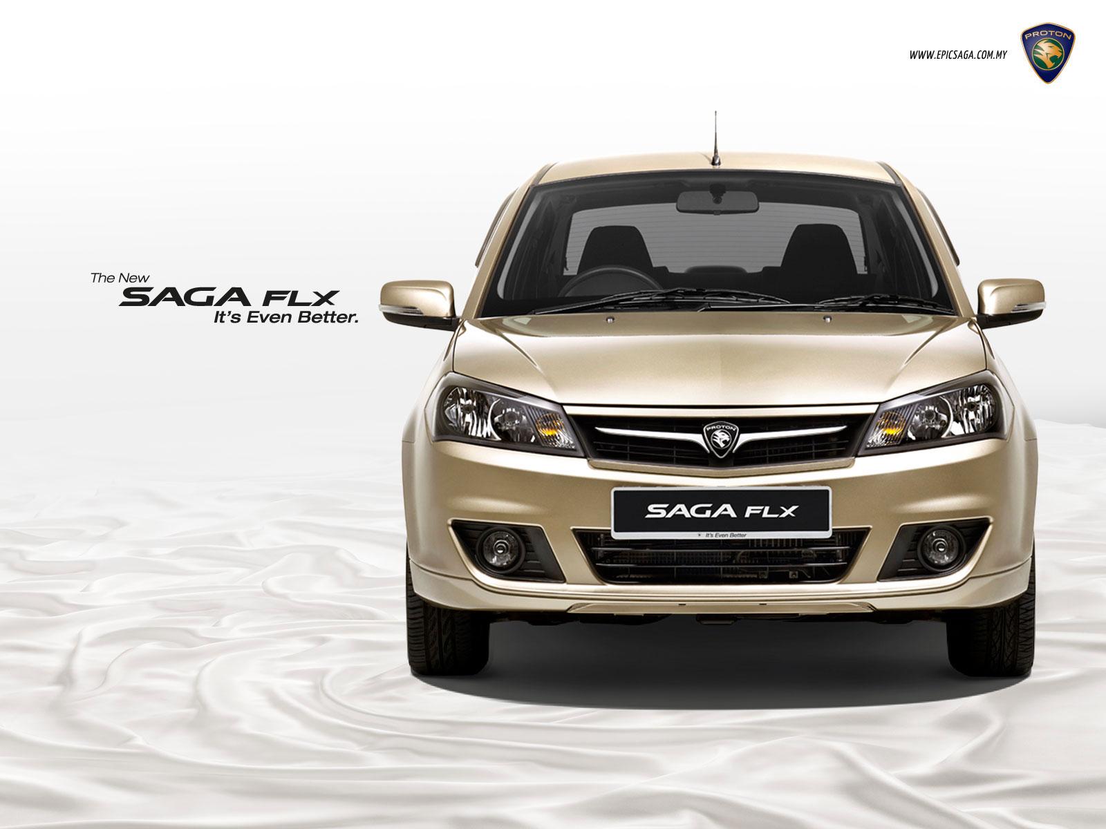 Proton Saga FLX - Promosi Hebat 2013