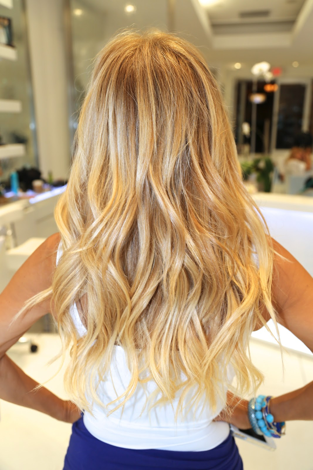 Miami Irene Best Natural Tape Extensions Anh Co Tran