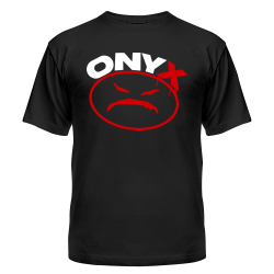 футболка onyx мужская