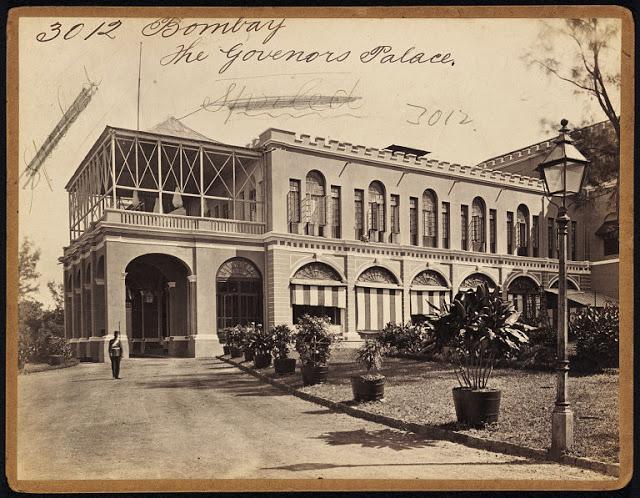 Ancient Indian Photos Bombay Mumbai Old City Photographs