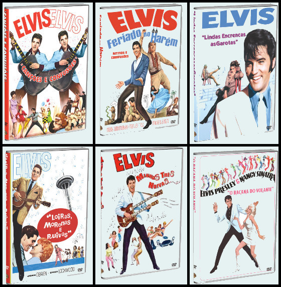 Pack Elvis Presley www viciousdownload com  Download &#8211; Pack Elvis Presley &#8211; DVD-R &#8211; Legendado