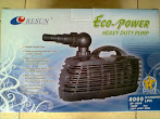 WATERPUMP RESUN ECO POWER 8000