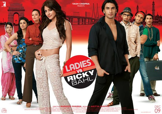 Jazba - Ladies Vs Ricky Bahl [Exclusive Track]