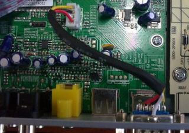 NOTA: previo al recovery desconectar el cable de antena.