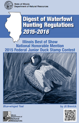 Rules and Regulations for hunting Waterfowl in ILlinois