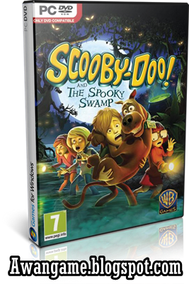 Scooby Doo and the Spooky Swamp Download Game