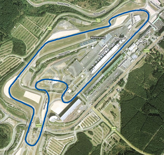 Nurburgring Circuit On Sale Automotive Car Manufacture