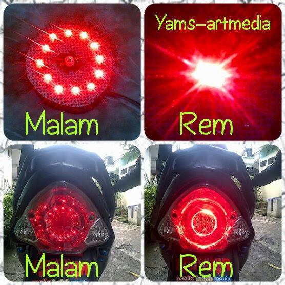Stop Lamp Satria FU