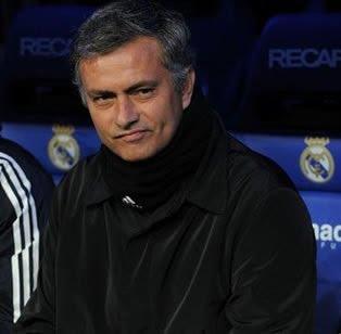 Mourinho manager deportivo Real Madrid
