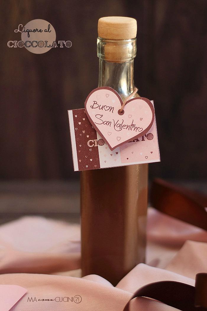 liquore al cioccolato-liquori fatti in casa