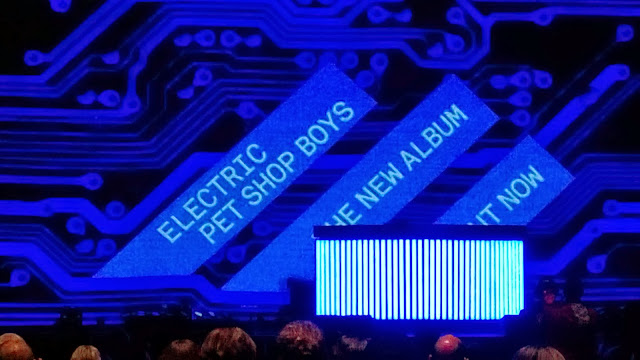 Pet Shop Boys Electric tour