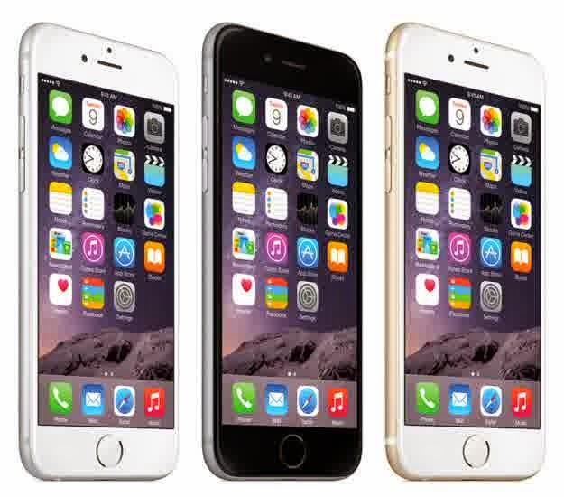 foto iphone 6 dan harga iphone 6 plus