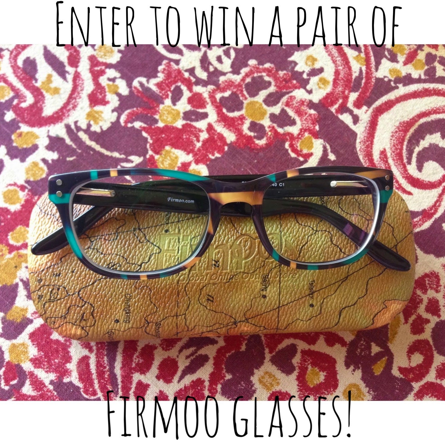 Enter to Win Firmoo Glasses!