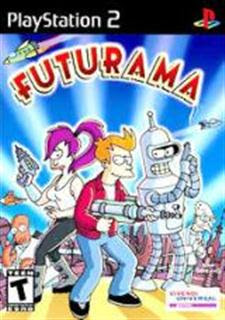 Super Compactado Futurama PS2