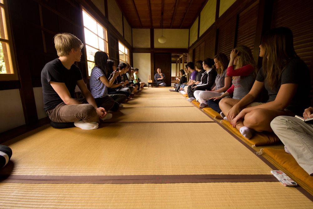 Meditation class geelong