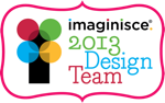 I Proudly Design For: Imaginisce