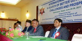 International Conference @ 2011