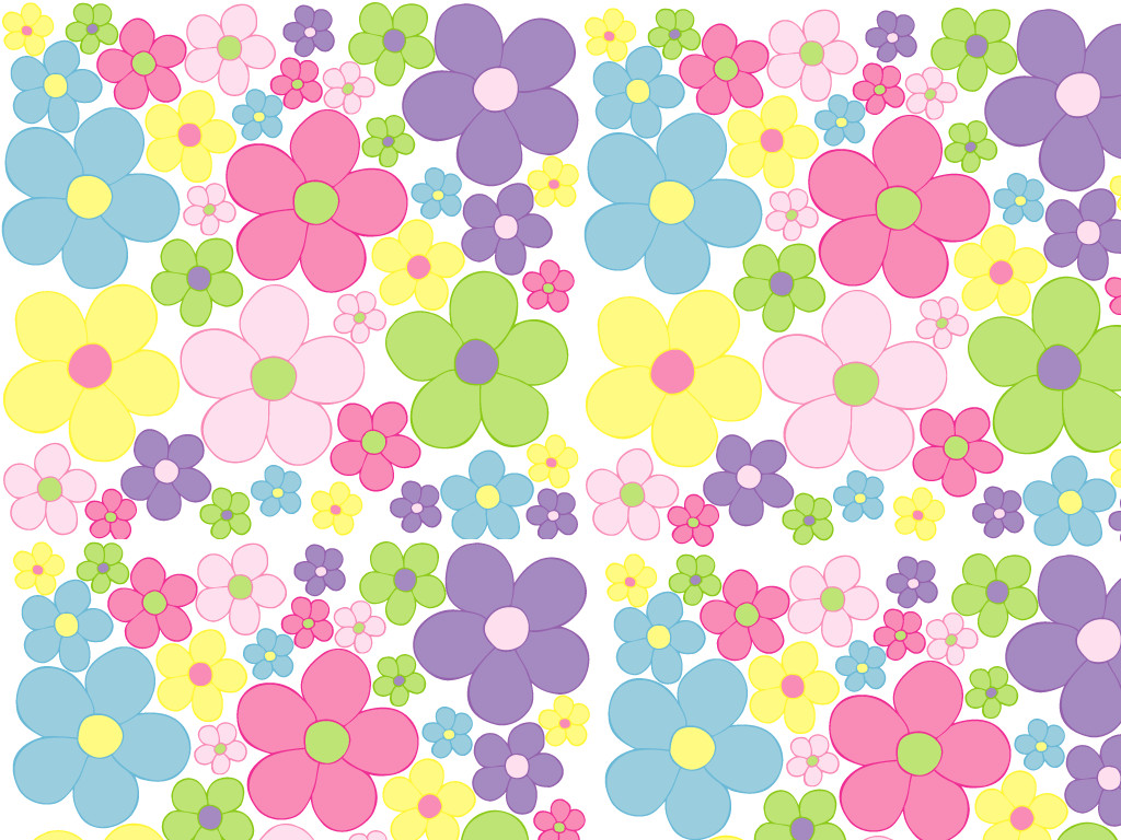 Wallpapers flowers pink